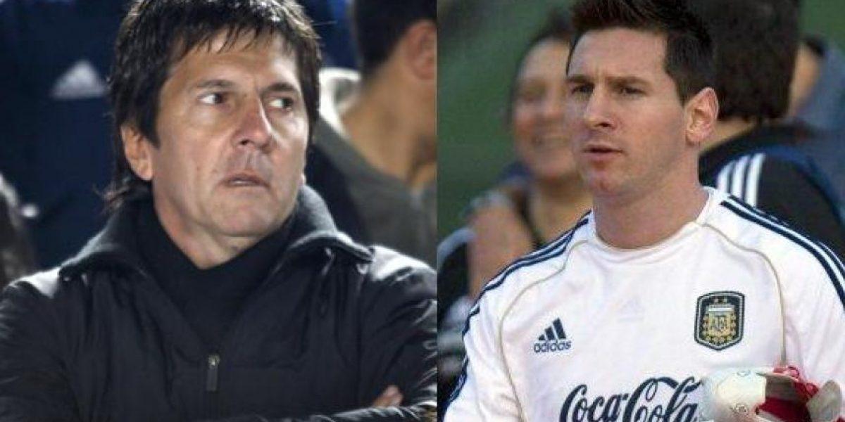 Fiscal exculpa a Messi y pide cárcel para su padre