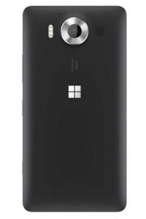 Y tendrá una cámara de 20 megapíxeles en la principal y 5 en la frontal Foto:Microsoft