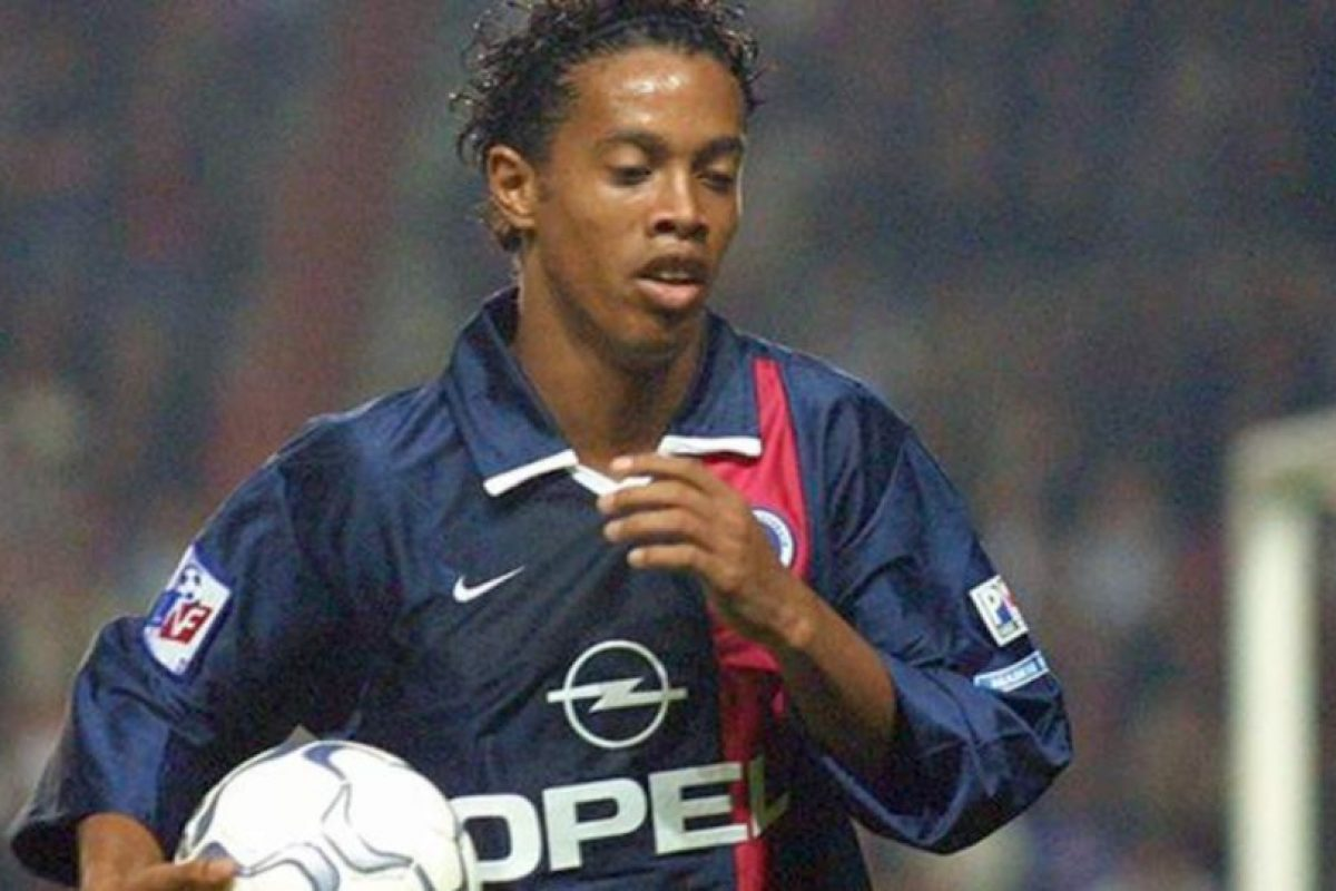 2. PSG (2001-2003). Foto:Getty Images