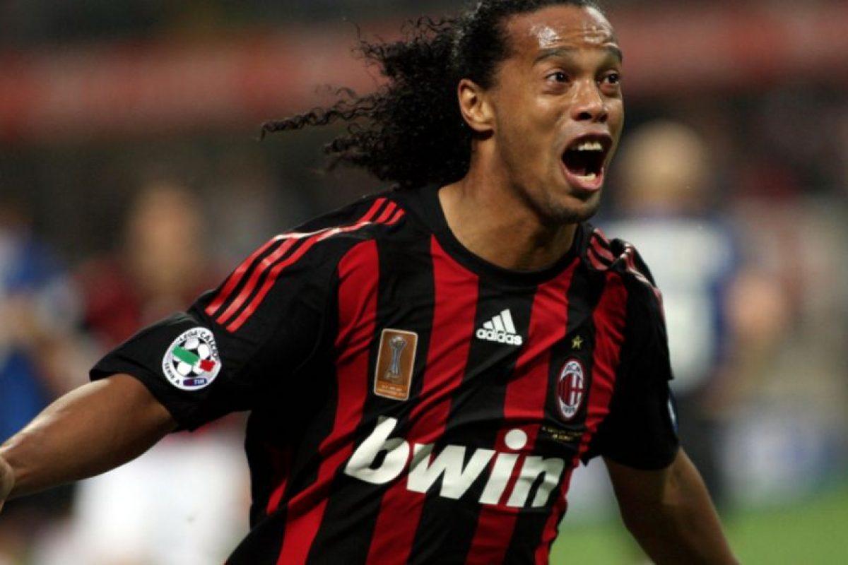 4. AC Milán (2008-2011). Foto:Getty Images
