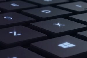 Y se ilumina. Foto:Microsoft