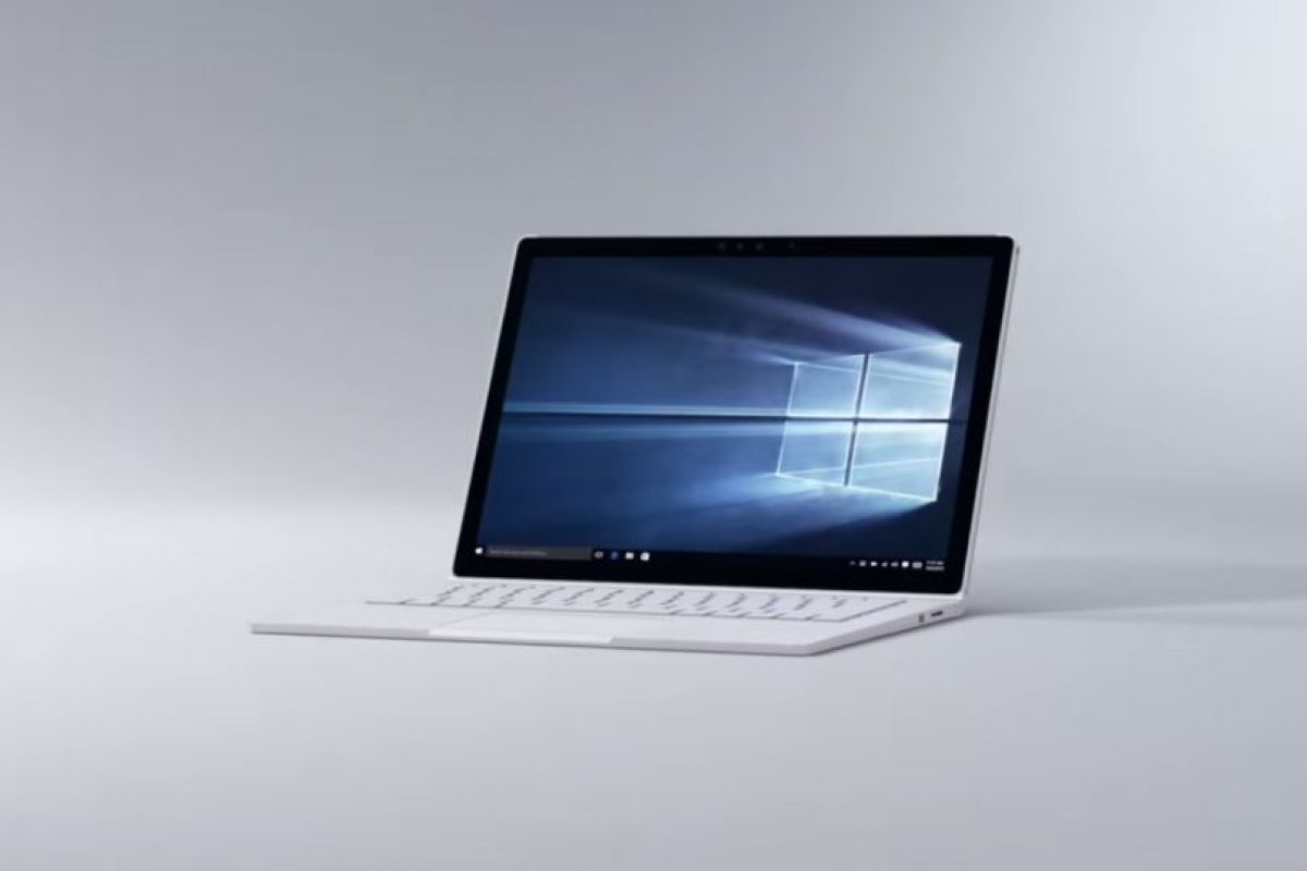 Y mide 13.5 pulgadas. Foto:Microsoft