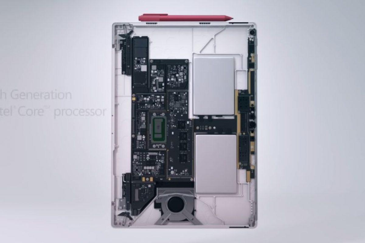 Así luce el interior. Foto:Microsoft