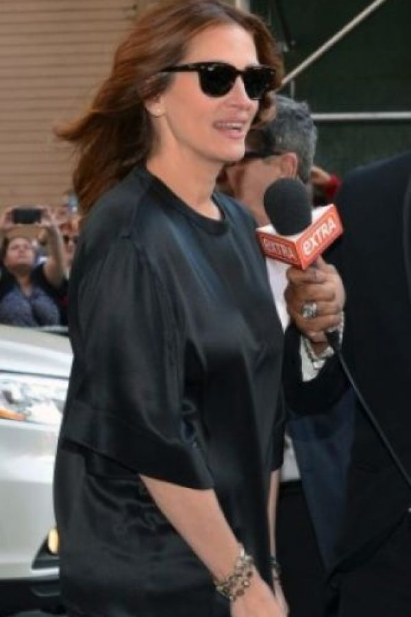 jULIA rOBERTS: 16 millones de dólares Foto: Getty Images