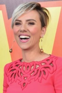 Scarlett Johannson: 35,5 millones de dólares Foto:Getty Images