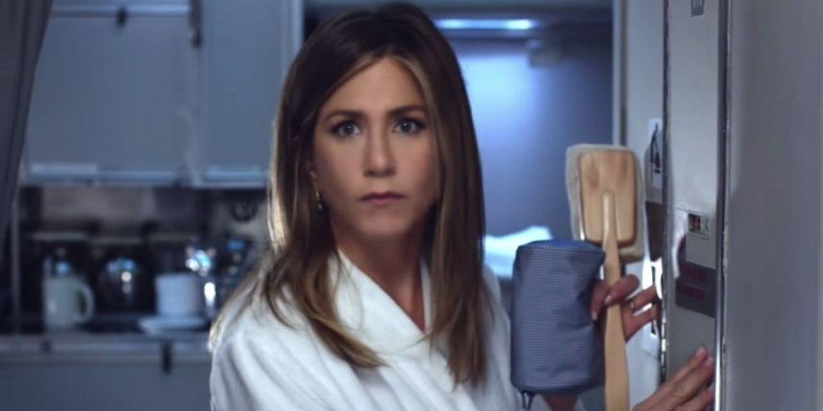 Jennifer Aniston recibió una millonaria cantidad por un anuncio de televisión