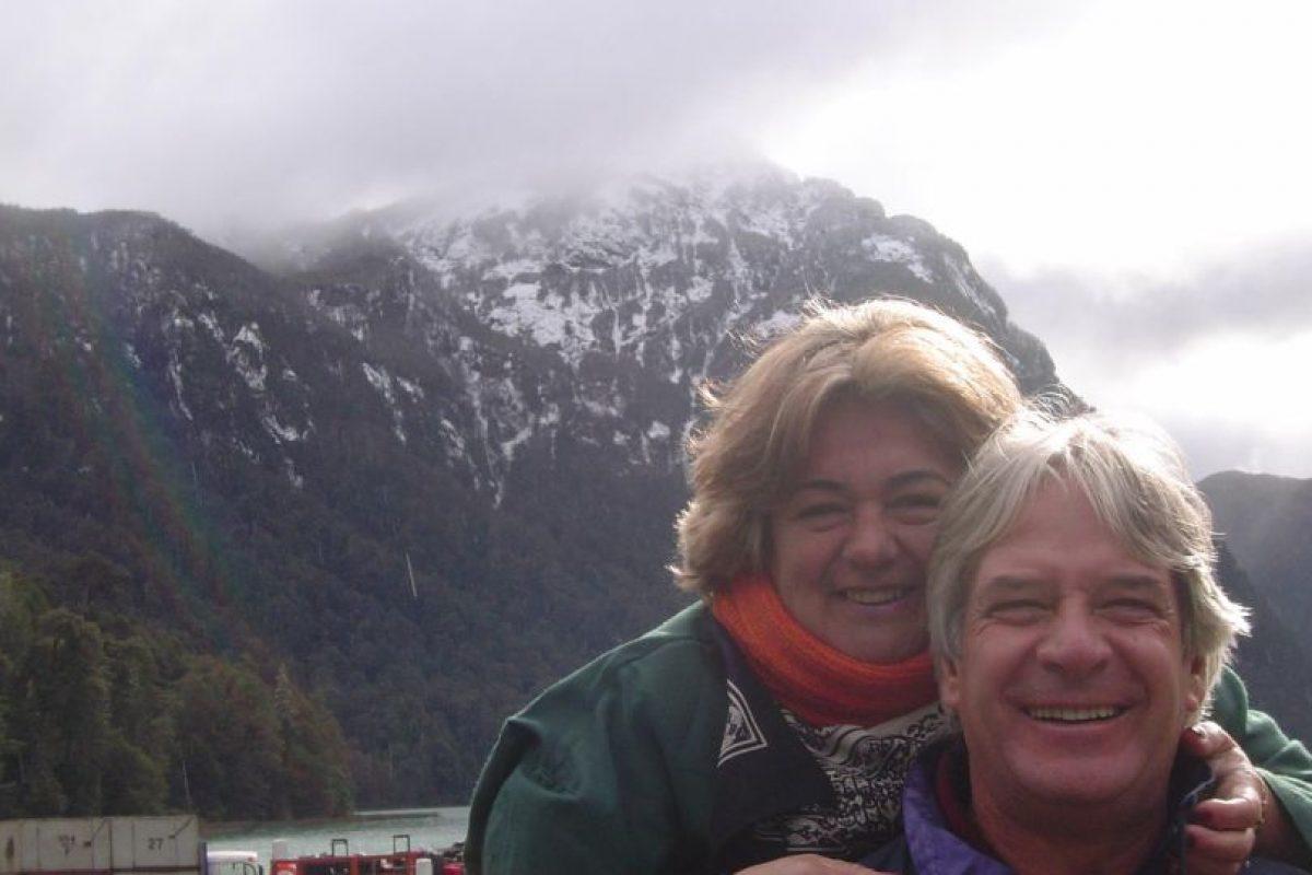 Regina Murmura murió luego de seguir las instrucciones que le dio una aplicación de navegación. Foto:Vía facebook.com/regina.murmura
