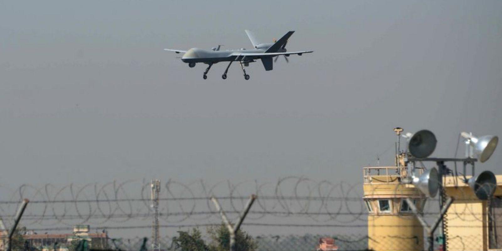 El ataque aéreo ocurrió el sábado pasado. Foto:AFP