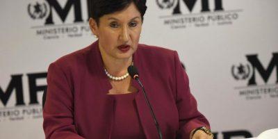 """El """"ambicioso"""" plan de Thelma Aldana para extender el MP a todo el país"""