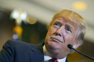 A pesar de su distintos temas de discurso, el magnate continúa en la primera posición de los precandidatos del Partido Republicano. Foto:AFP