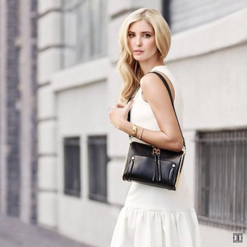 También ha sido modelo de revistas Foto:Instagram.com/ivankatrump