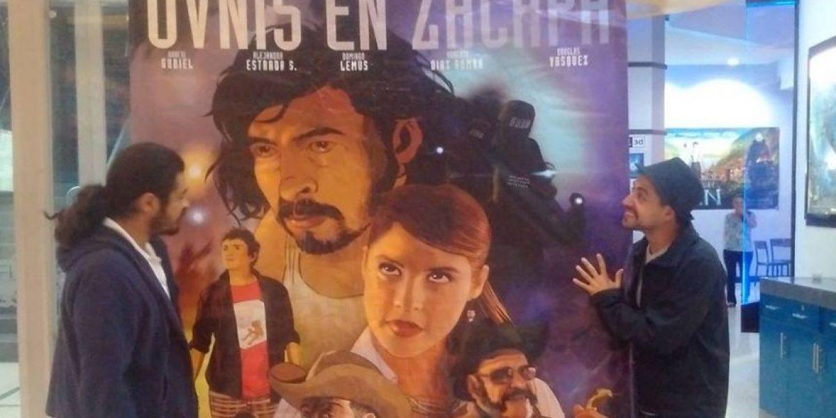 """Todo listo para que """"Ovnis en Zacapa"""" conquiste las salas de cine del país"""