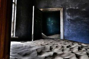 Con el fin de la fiebre de diamantes, las casas fueron abandonadas Foto:Instagram.com