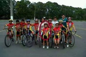 Foto:Facebook Fedeeración de Ciclismo