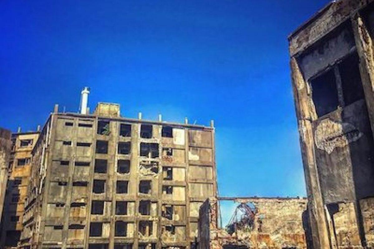 La mina cerró en 1974 y el sitio se puede visitar con permiso especial del gobierno Foto:Instagram.com