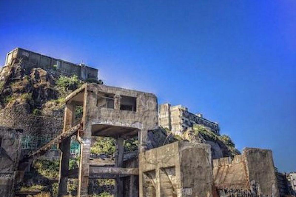 Llegó a tener más de seis mil trabajadores en la mina de la localidad, en el siglo XX Foto:Instagram.com