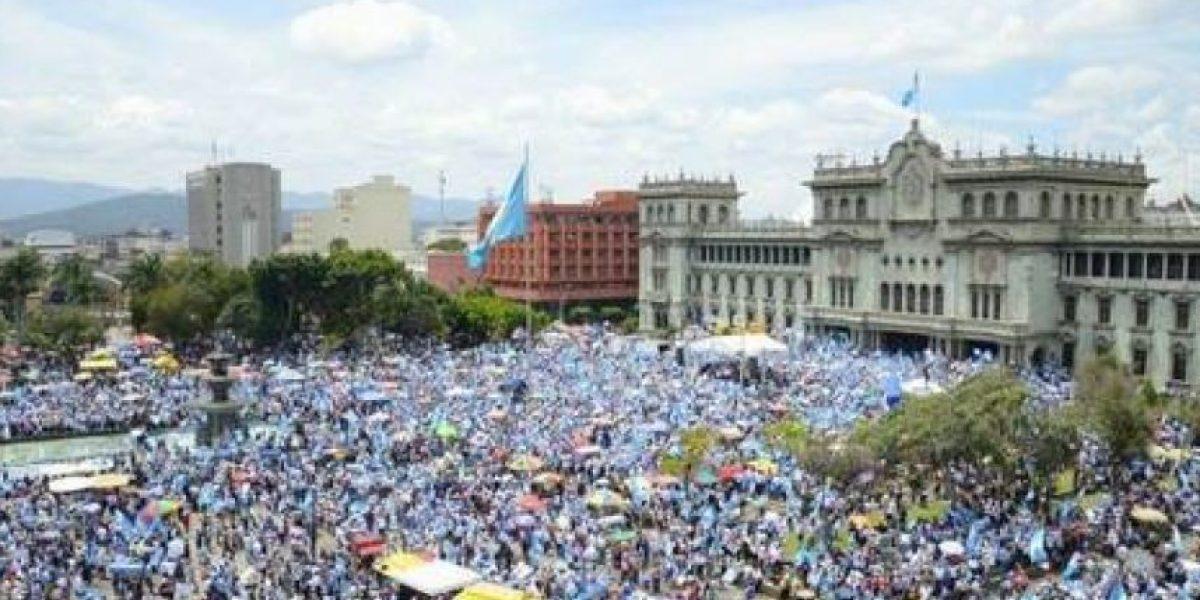 En 2015 Guatemala ha sido el foco de atención en todo el mundo