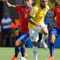 1. Chile vs. Brasil en Santiago / Jornada 1 / 8 de octubre Foto:Getty Images