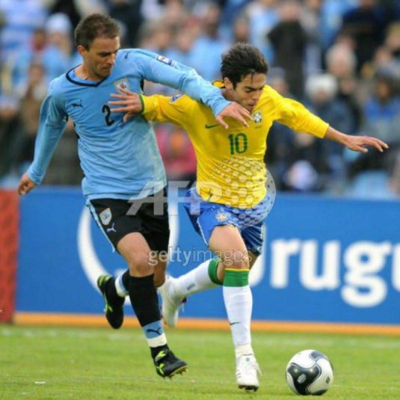 15. Uruguay vs. Brasil en Montevideo / Jornada 13 / junio de 2017 Foto:AFP