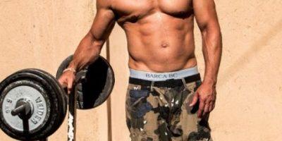 Adiós músculos... Miren cómo se deformó el abdomen de Vin Diesel