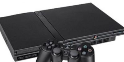 PlayStation 2 Slim. Foto: Sony