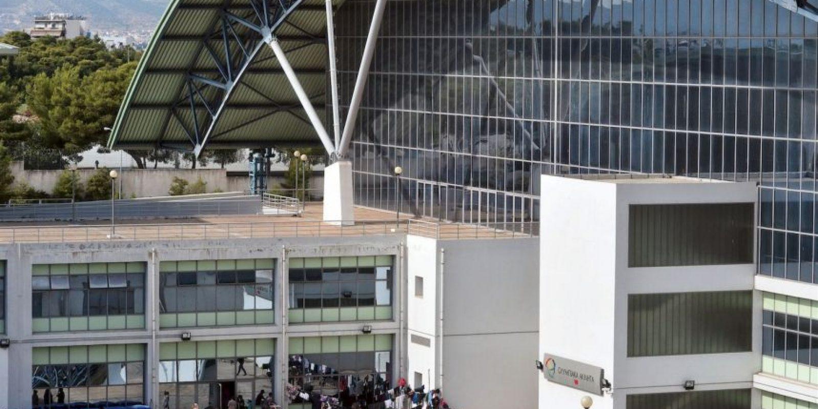 Después de los juegos, se utilizó como arena privada Foto:Getty Images