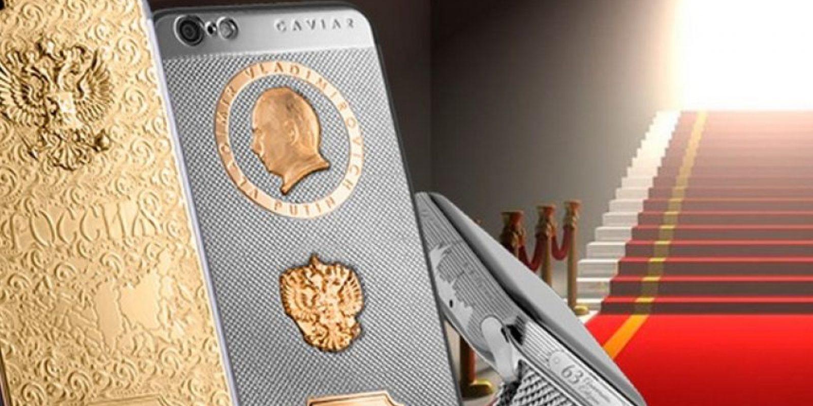 Los celulares están agotados. Foto:vía caviar-phone.ru