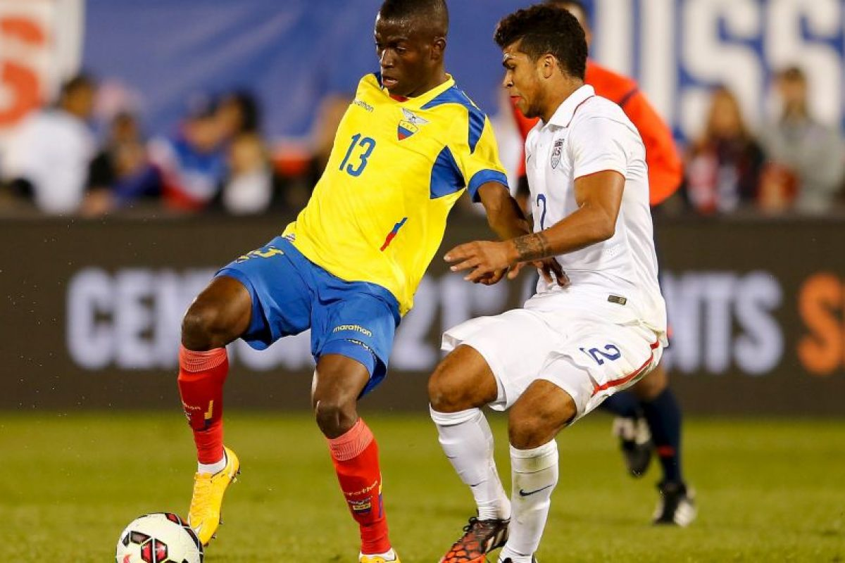 Enner Valencia Foto: Getty Images