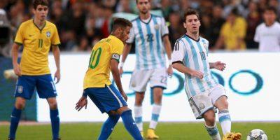 3. Argentina vs. Brasil en Buenos Aires / Jornada 3 / noviembre de 2015 Foto:Getty Images