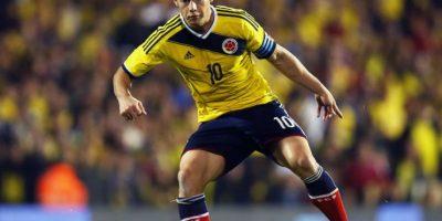 James Rodríguez Foto:Getty Images