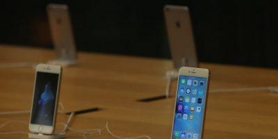 Procesador: A9 de Apple. Foto:Getty Images