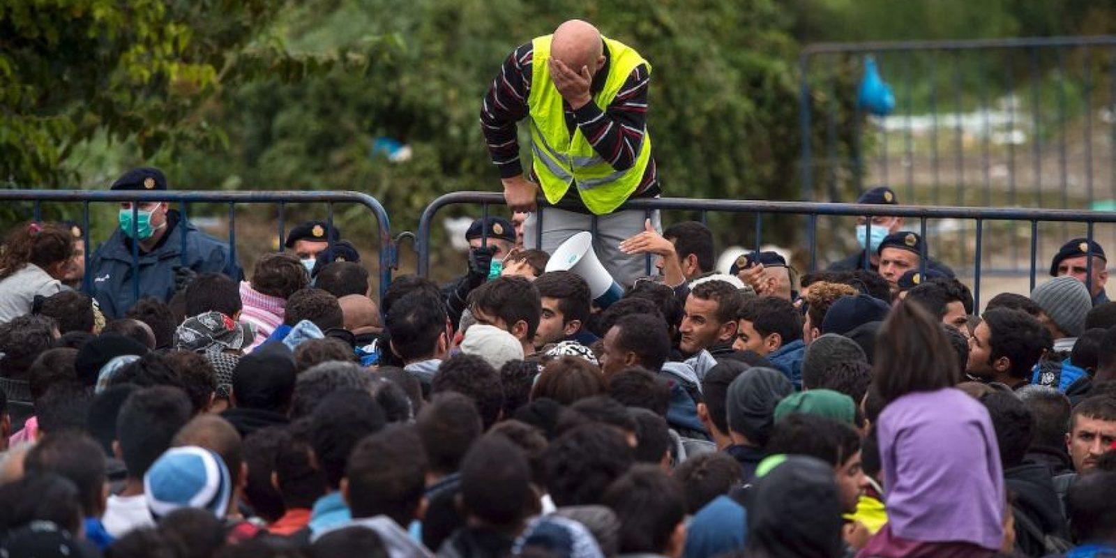 Además de Kickstarter existen otras entidades que ofrecen ayuda a refugiados Foto:Getty Images