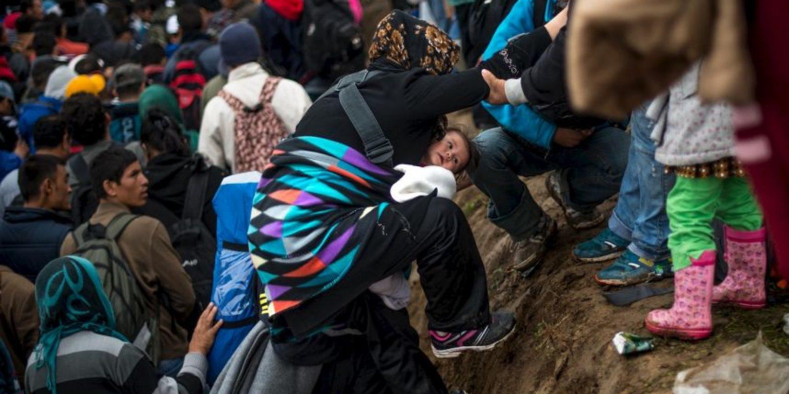 Esta entidad se dedica a prevenir las muertes de migrantes en el mar. Pueden hacer su donativo Foto:Getty Images