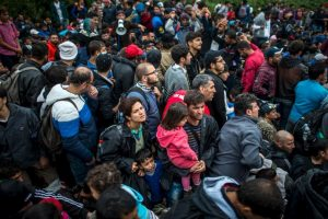 Italia (Más de 131 mil migrantes) Foto:Getty Images