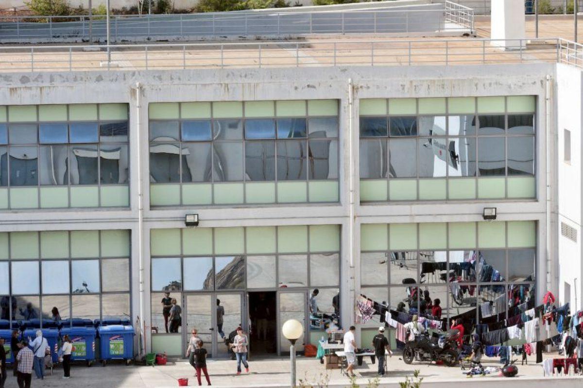 En este caso, se utilizará el Galatsi Olympic Hall, construido para los Juegos Olímpicos de Atenas en 2004 Foto:Getty Images