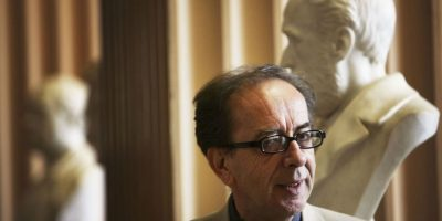 Ismail Kadaré- Foto: Getty Images