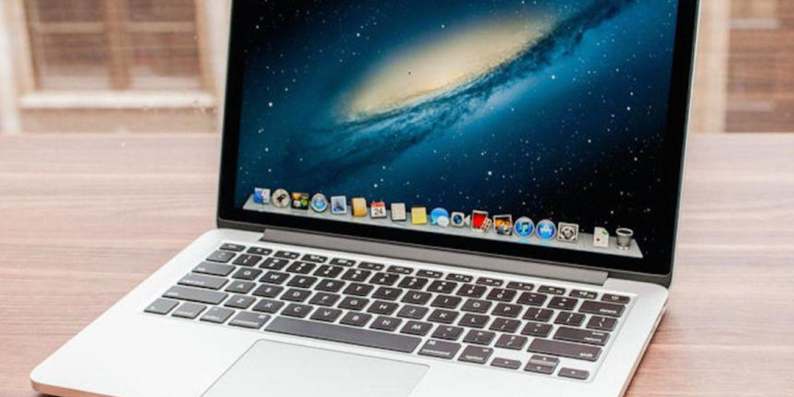 Curiosamente ambos equipos cuentan con los procesadores Core i5 y i7. Foto:Apple