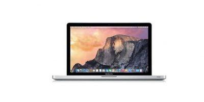 Sistema operativo OS X El Capitan. Lo bueno es que es gratis y es más eficiente. Lo malo es que las actualizaciones no mejoran mucho de los anteriores OS X. Foto:Apple
