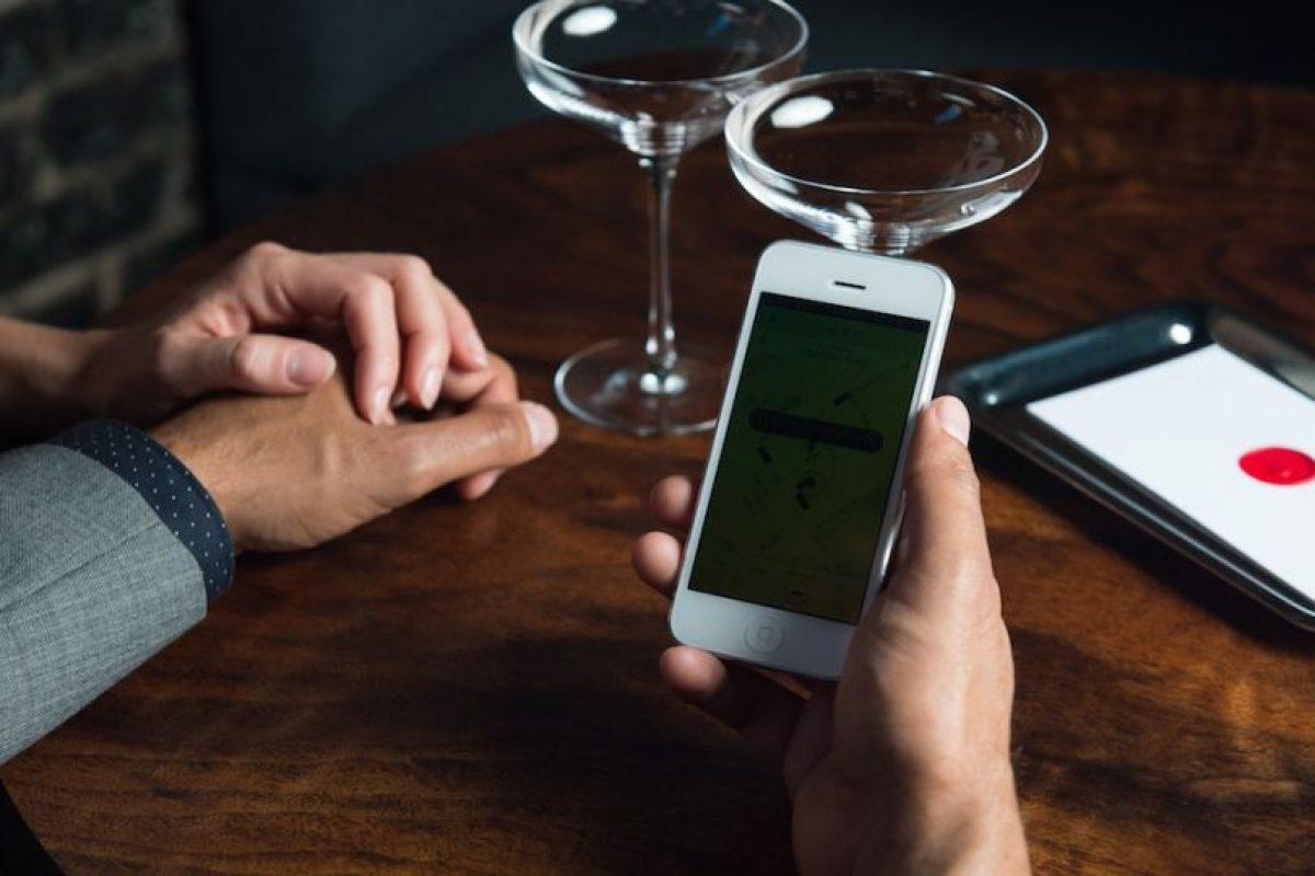 3- Porque el tiempo de respuesta es más rápido. Foto:Uber