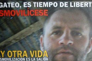 """""""Megateo"""" tuvo fuerte presencia en el Catatumbo, zona fronteriza colombiana. Se reveló hace poco que ha tenido mil amantes y que han sido niñas entre los 12 y 15 años de edad. También las manda a operar. Lo peor es que manda a tatuar su rostro en sus cuerpos. También tiene 35 hijos. Foto:vía Policía Nacional de Colombia"""