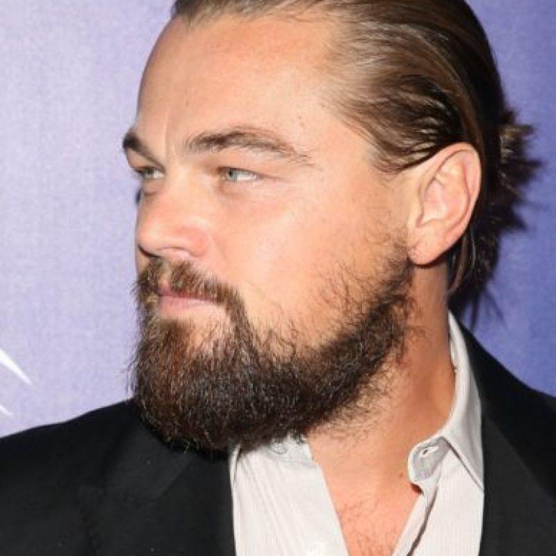 Y su look era descuidado. Foto:vía Getty Images