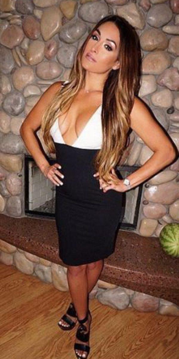 Ha tenido dos reinados del Campeonato de Divas de la WWE Foto:Vía instagram.com/thenikkibella