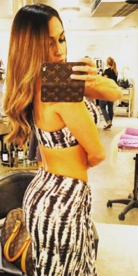Su nombre real es Nicole García-Colaca Foto:Vía instagram.com/thenikkibella