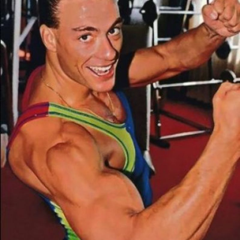 Jean-Claude Van Damme Foto: Grosby Group