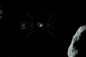 Por su parte, la ESA se encargará de las características de Didymos. Foto:Vía esa.int