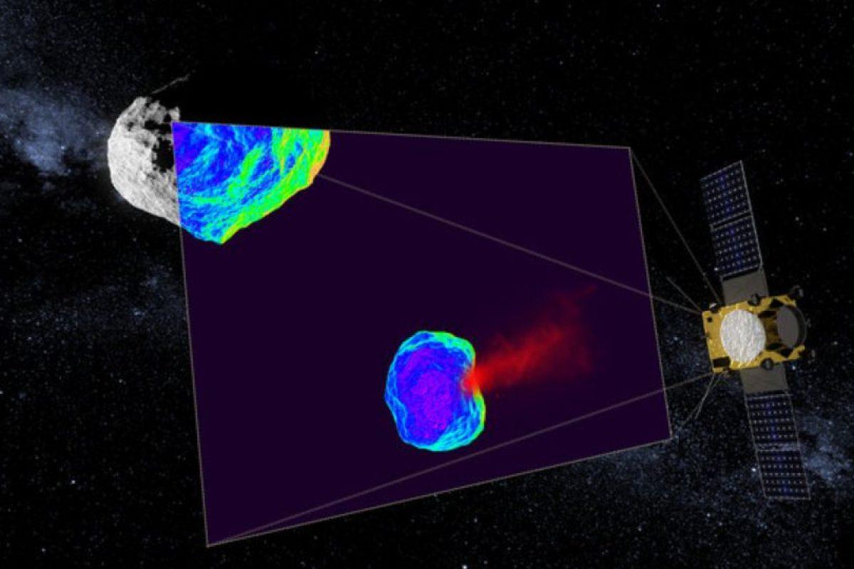 Con la misión Asteroid Impact & Deflection Assessment (AIDA), los científicos piensan moverlos a ambos. Foto:Vía esa.int