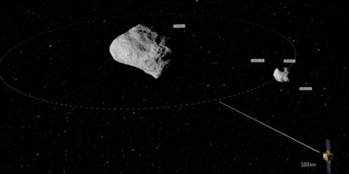 Científicos desviarán un asteroide en ensayo para salvar la Tierra