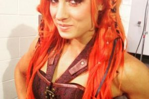 En el ring se llama Becky Lynch… Foto:Vía instagram.com/wwebeckylynch
