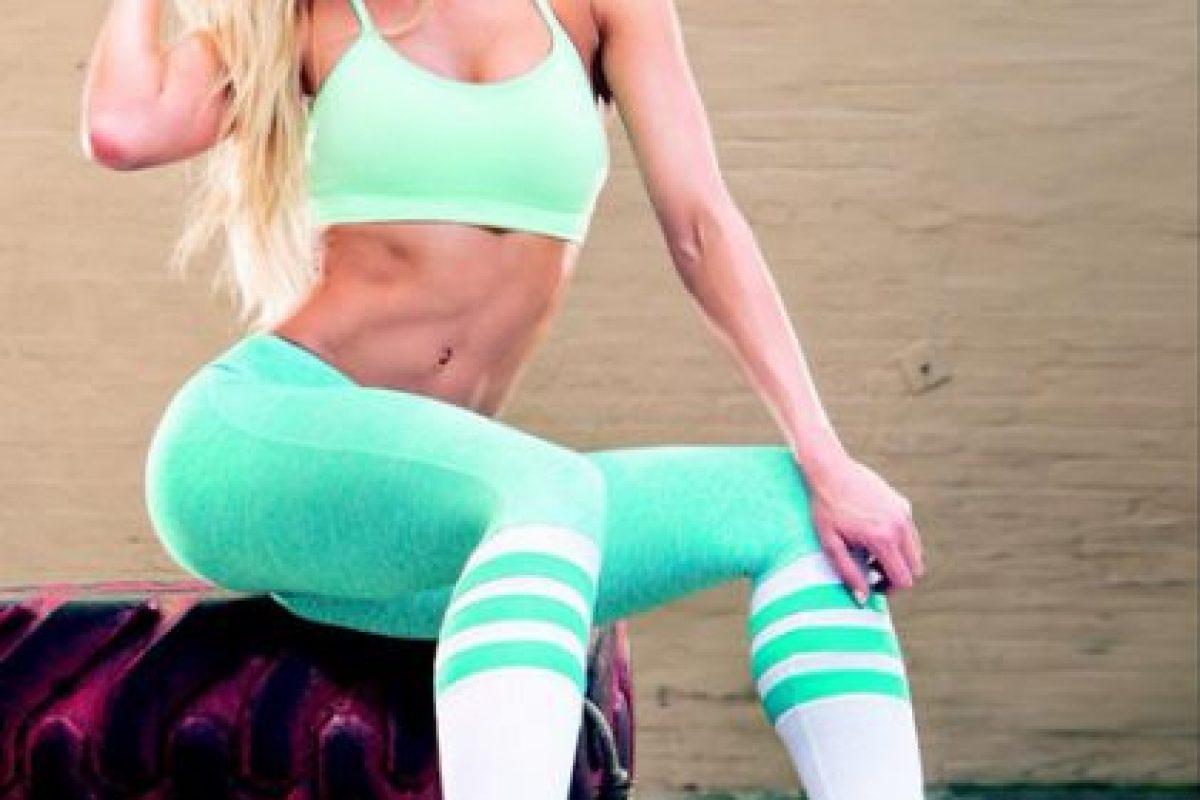 La bella Diva se llama en realidad Danielle Moinet. Foto:Vía instagram.com/daniellemoinet