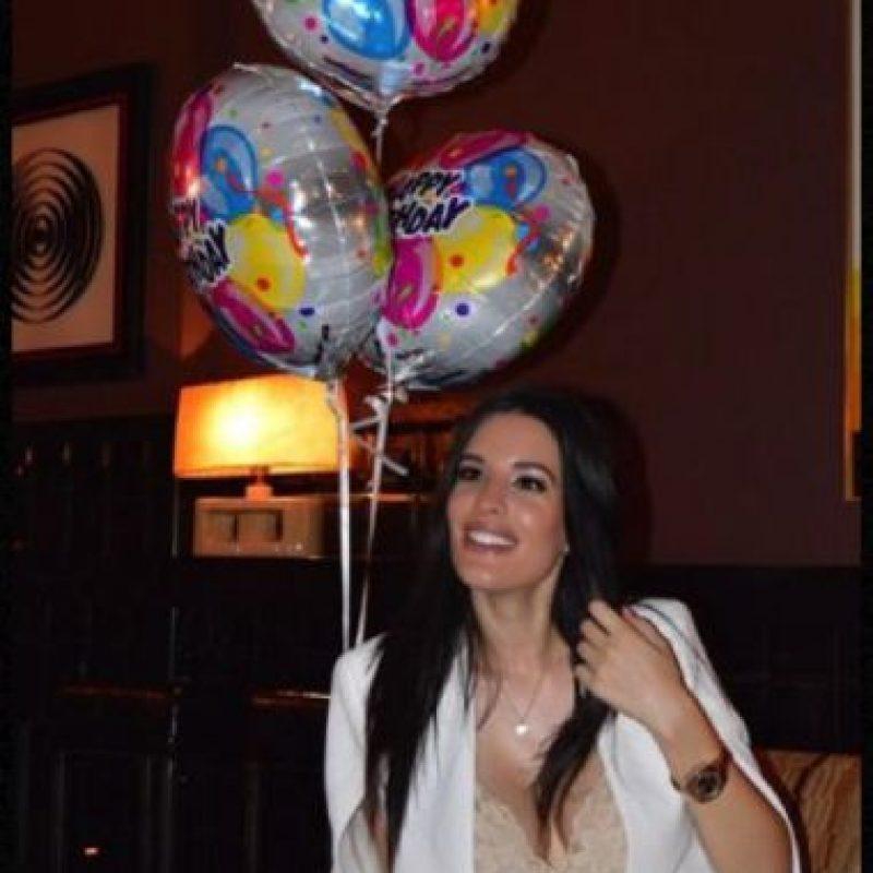 María García Foto:Vía twitter.com/marililma